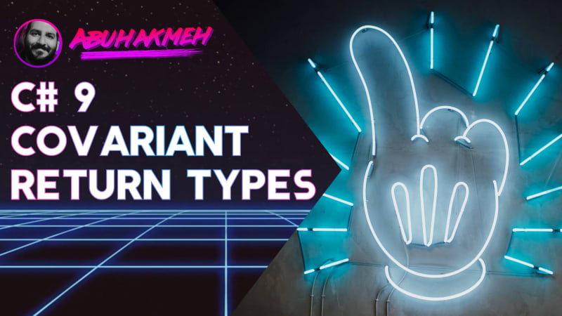 C# 9 Covariant Return Types