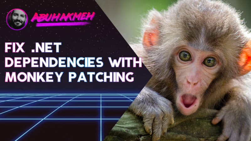 Fix .NET Dependencies With Monkey Patching