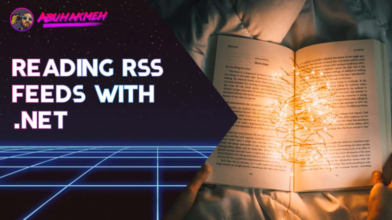 Reading RSS Feeds With .NET Core