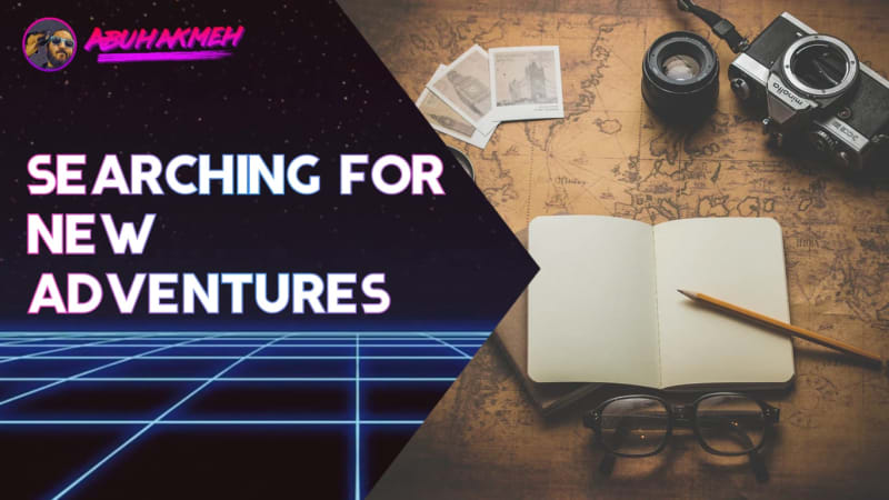 Searching For New Adventures In Software Development
