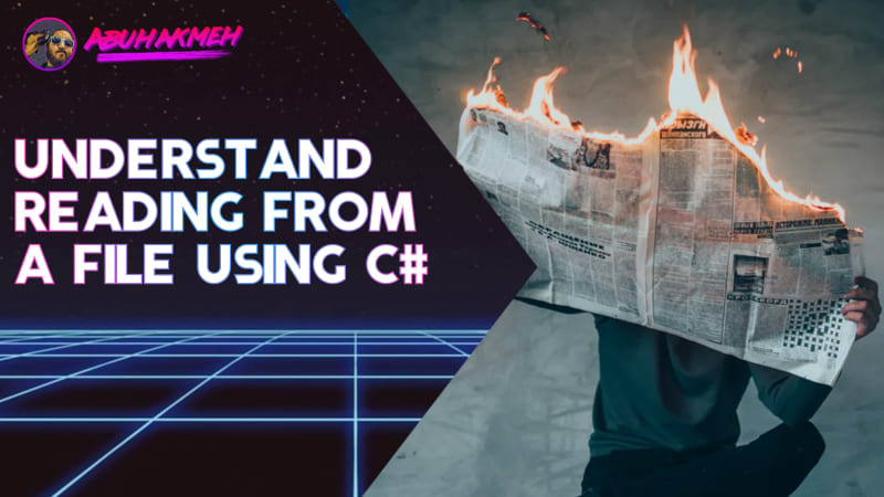 Understand Reading From A File Using C#
