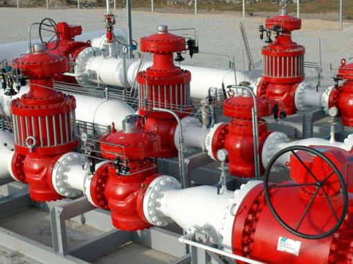 Alon Tavor Pressure Reduction and Metering Station (PRMS) INGL Ltd. (2014).