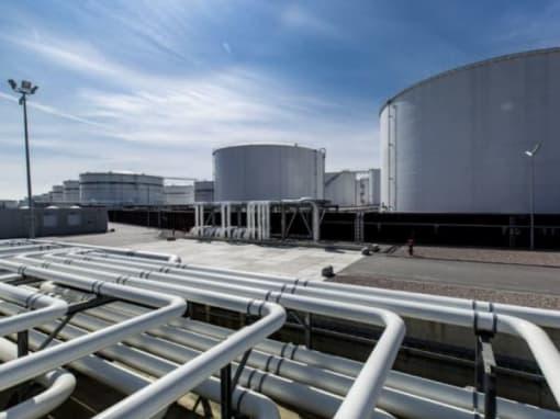 Crude Oil Tank Farm. Eilat Ashkelon Pipeline Company (EAPC) Ltd. (2007-2009)