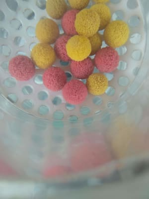 ATCS Cleaning Balls