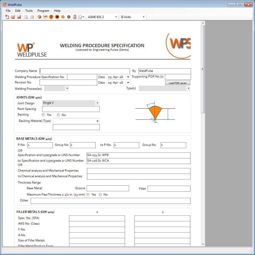 WP WeldPulse