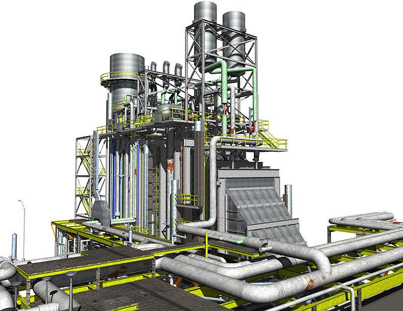 Bentley Autoplant 3D Modeler