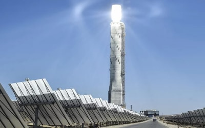 Ashalim Power Station. Megalim Solar Power Ltd. (2015-20)