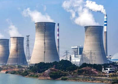 Mishor Rotem Power Station. OPC Rotem Ltd