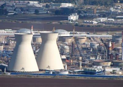 Power Station, Haifa Oil Refineries Ltd. (ORL). BAZAN Group. (2015)