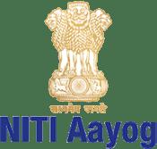 Image of NITI Aayog logo