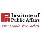 Image of Institute of Public Affairs logo