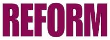 Image of Reform logo