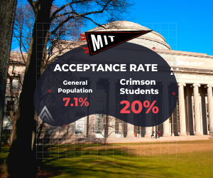 Crimson Education - Acceptance Rate Facts - MIT