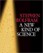 Book Cover for A New Kind of Science