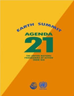 Book Cover for Agenda 21: Earth Summit: The United Nations Programme of Action from Rio