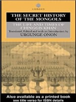 Book Cover for The Secret History of the Mongols