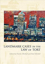 Book Cover for Landmark Cases in the Law of Tort