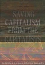 Book Cover for Saving Capitalism from the Capitalists