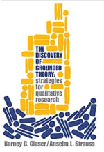 Book Cover for The Discovery of Grounded Theory