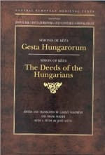 Book Cover for The Deeds of the Hungarians