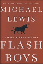 Book Cover for Flash Boys