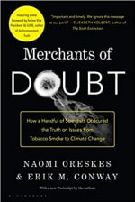 Book Cover for Merchants of Doubt