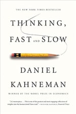 Book Cover for Thinking, Fast and Slow