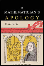 Book Cover for A Mathematician's Apology