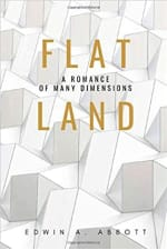 Book Cover for Flatland
