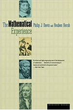 Book Cover for The Mathematical Experience