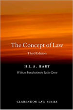 Book Cover for The Concept of Law