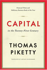 Book Cover for Capital in the Twenty-First Century