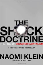 Book Cover for The Shock Doctrine