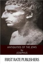 Book Cover for The Antiquities of the Jews