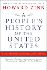 Book Cover for A People's History of the United States