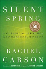 Book Cover for Silent Spring