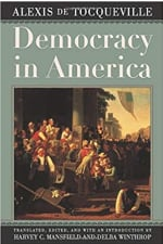 Book Cover for Democracy in America