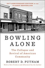 Book Cover for Bowling Alone: The Collapse and Revival of American Community