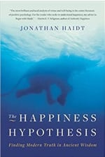 Book Cover for The Happiness Hypothesis: Finding Modern Truth in Ancient Wisdom