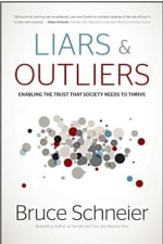 Book Cover for Liars and Outliers
