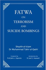 Book Cover for Fatwa on Terrorism and Suicide Bombings