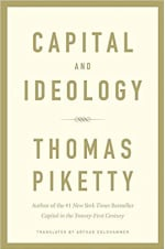 Book Cover for Capital and Ideology