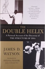 Book Cover for The Double Helix