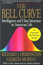 Book Cover for The Bell Curve