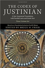 Book Cover for Code of Justinian