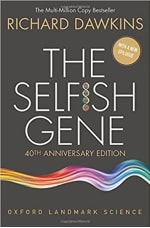 Book Cover for The Selfish Gene