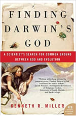 Book Cover for Finding Darwin's God