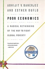 Book Cover for Poor Economics