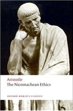 Book Cover for Nicomachean Ethics