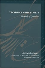 Book Cover for Technics and Time, 1: The Fault of Epimetheus